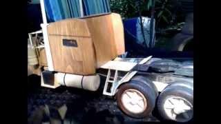 Ernest Wooden Model Truck