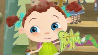 Video Franny's Feet 106 - Paper Presents/ Fowl Weather | Cartoons for Kids | Full Episode | HD download MP3, 3GP, MP4, WEBM, AVI, FLV November 2018