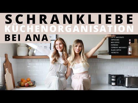 Küche organisieren bei ANA JOHNSON! l SchrankLiebe by Kisu x TheHomeHabit