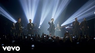 Nathan Sykes - Twist (Live In New York)