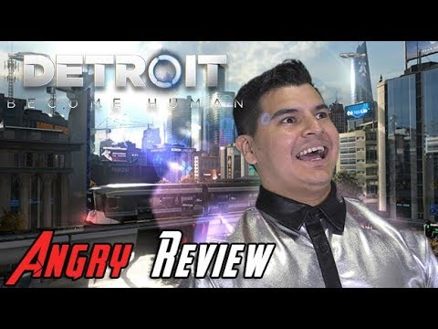 Detroit: Become Human Angry Review