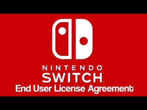 The Switch's End User License Agreement