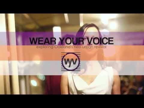 Make It Reign —Oakland Fashion Network Wear Your Voice