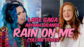 Lady Gaga, Ariana Grande - Rain On Me (Bianca & Red Cover)