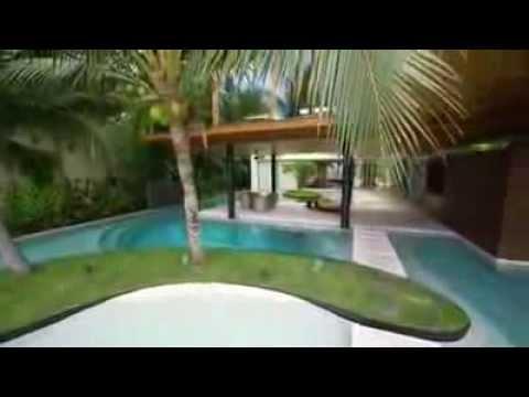 Rumah orang kaya seluruh dunia - YouTube