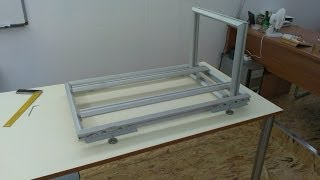 How To Make Cnc Homemade Part1 (cnc Router)