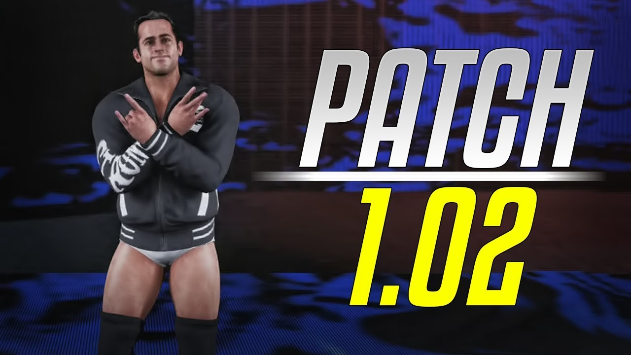 WWE 2K19 - CONTENU MAJ PATCH 1.02 Maxresdefault