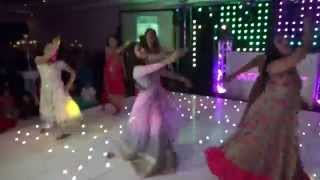 Sisters Amazing Wedding Dance Performance 2015