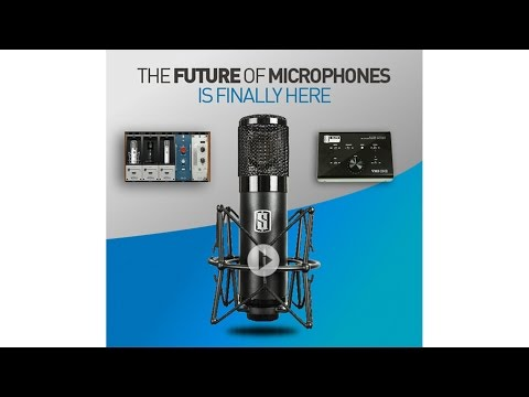 The Future Of Microphones Is Here: Introducing The Slate Digital VMS