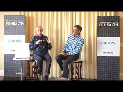 Dr. Eric Topol at Techonomy Health