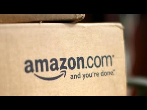 Amazon a proxy for the U.S. consumers?