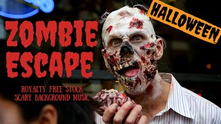 Zombie Escape - Royalty Free Scary & Dark, Rock Background Music