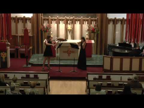 Margaret Knox Senior Violin Recital, Part IV