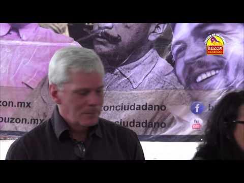 Un mensaje al pueblo de México - Kristinn Hrafnsson Vocero de Wikileaks
