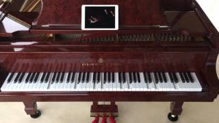 Westworld Piano, 30 years later