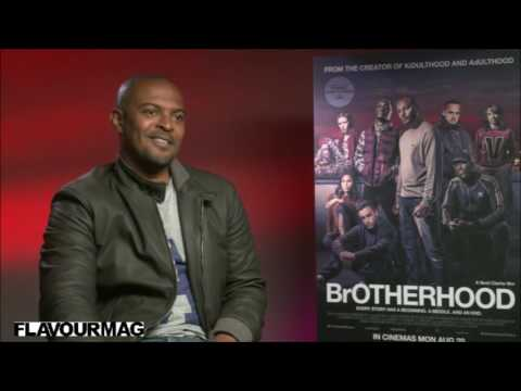 BrOTHERHOOD - EXCLUSIVE Noel Clarke Interview