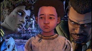 Clem Tells The Sad Story of AJ's Parents - The Walking Dead The Final Season