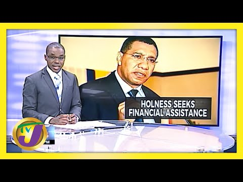 Jamaican PM Holness Seeks Financial Aid from Rich Countries | TVJ News