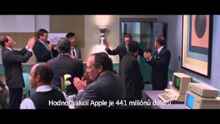 Steve Jobs - oficiální český HD trailer