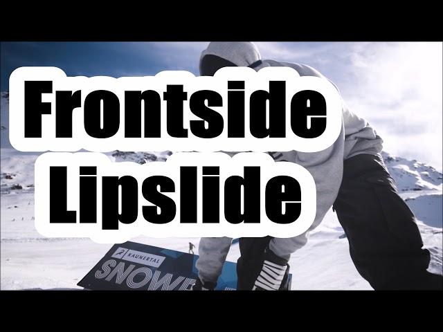 #TRICKTIPP-SB: The Frontside Lipslide