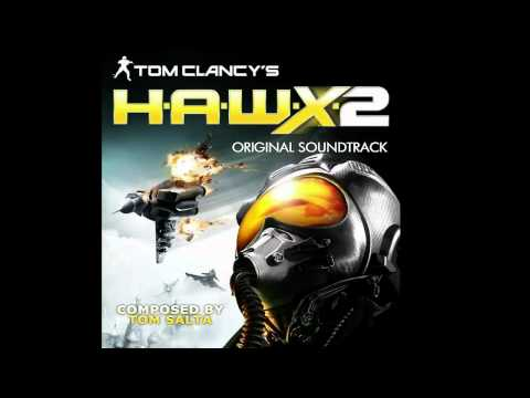 Tom Clancy's H.A.W.X. 2 - OST - Track #6 - Turn and Burn - OST Composed by Tom Salta mp3