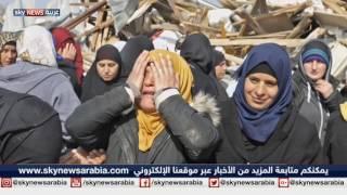 منازل فلسطينية.. تحت الجرافات الإسرائيلية