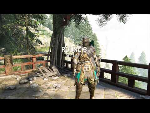For Honor Open Beta (PC)