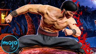 Top 10 Greatest Moḃile Fighting Games