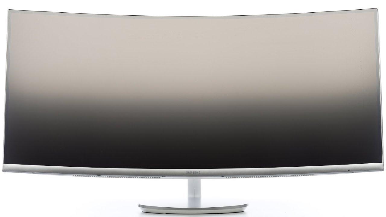 Samsung C34F791WQU für Multitasking und Unterhaltung (Hands on)