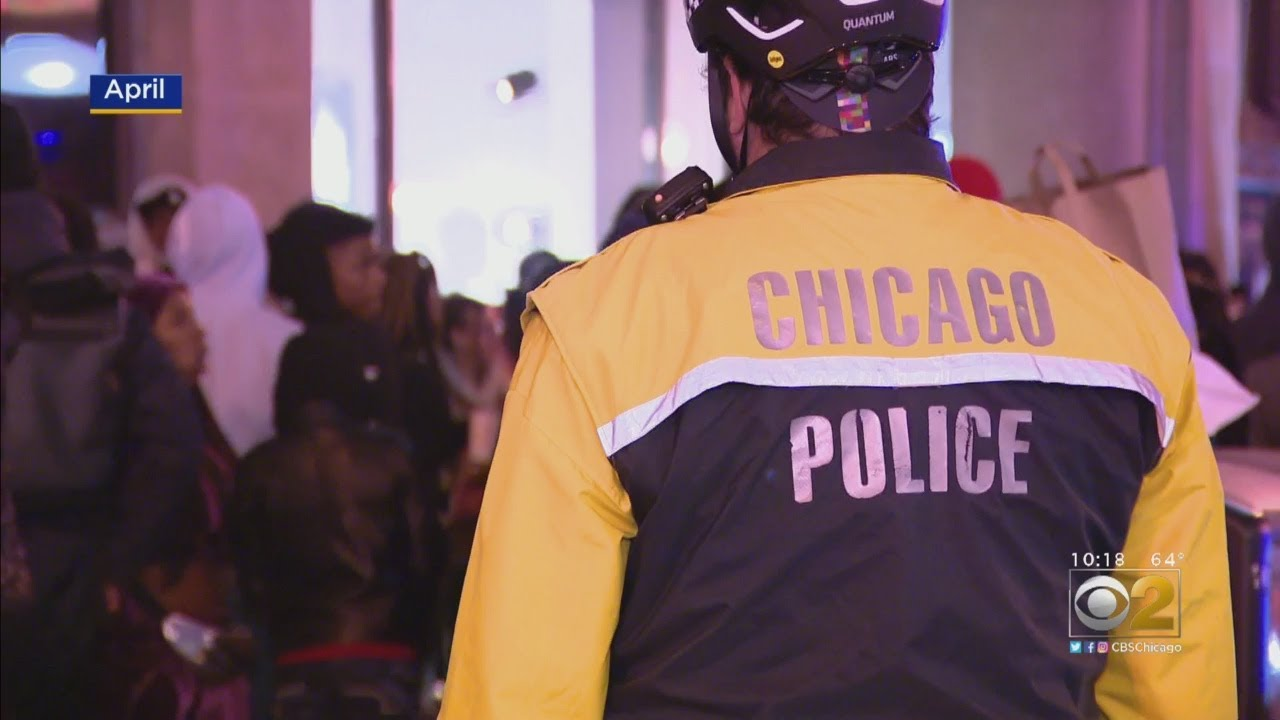 Chicago, Teens Caused Disturbance