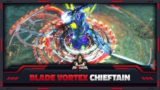 [PATH OF EXILE] – 3.7 – BLADE VORTEX – CHIEFTAIN – POPCORN BUILD FOR ENDGAME!