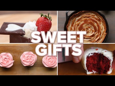 4 Sweet Gifts for Your Valentine