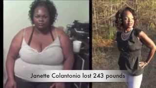 Black Women Losing Weight Video