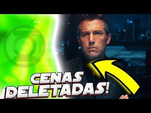 TODAS AS CENAS DELETADAS DO FILME LIGA DA JUSTIÇA