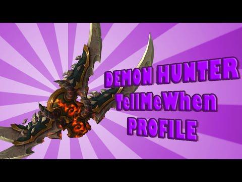 Havoc Demon Hunter Tmw Rotation Profile 7 0 3 Legion W