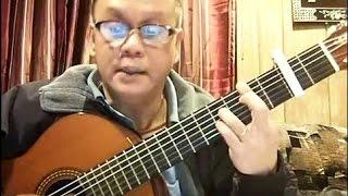 Trả Lại Thời Gian (Thanh Sơn) - Guitar Cover