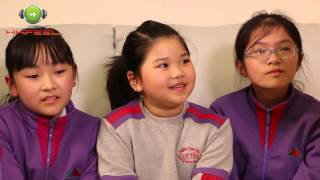 佛教中華康山學校 可愛學生篇《校園面對面》Part 3 of