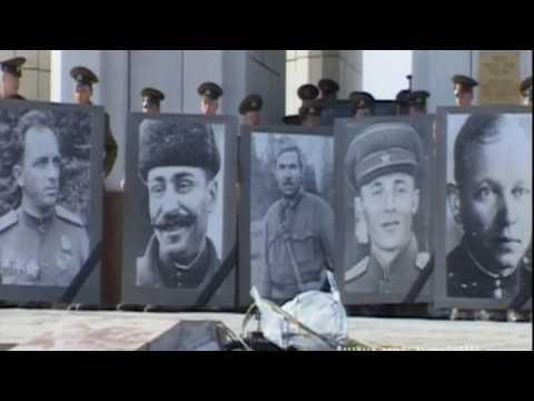 Бессмертный полк 3 мая 1995 Историческое открытие в фильме Ролана Быкова. Bessmertny Polk. Beginning