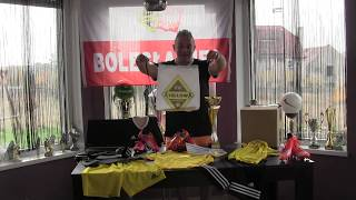 Projekt FC Yellow Junior - Unboxing Nowych Strojów - Prezentacja koszulek rocznika 2011