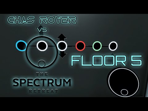 The Spectrum Retreat Floor 5 where we put it ALL TOGETHER! |