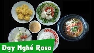 Cách nấu Lẩu Bò - rosa.edu.vn