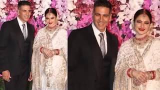Akshay Kumar and Rekha39s film career bollywood news