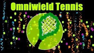 Terraria Omni Wield Supreme Buffed Buffed Tennis Rackets ll tennis mod