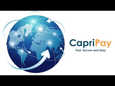 CapriPay - The World's First Cryptocurrency Payment Solution with Cashback!