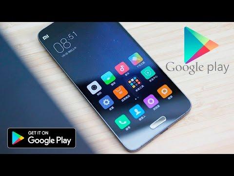Instalar GOOGLE PLAY + PLAY SERVICES en Celulares Moviles Xiaomi