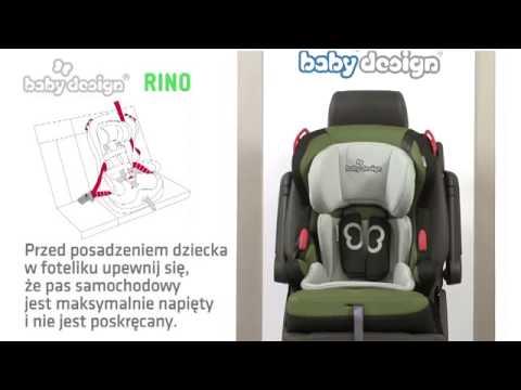 Baby Design Rino Www Micutul Ro Youtube