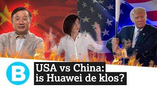 Tech-oorlog tussen VS en China: is Huawei de pineut? thumbnail