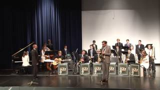 Duke Ellington - Sultry Sunset - LHS Jazz Ensemble