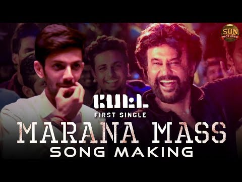 Anirudh's Marana Mass Making : Choreographer Sheriff Interview | Rajini's Petta Song