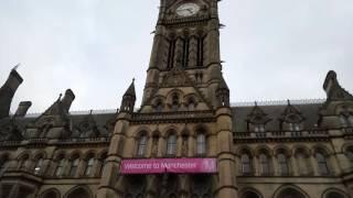 Manchester Town Hall - Manchester 2016